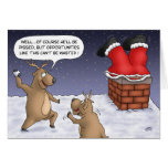 Funny Christmas Cards: Opportunities