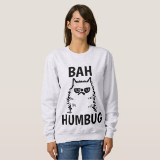 Funny Christmas CAT T-shirts, Grumpy Sweatshirt