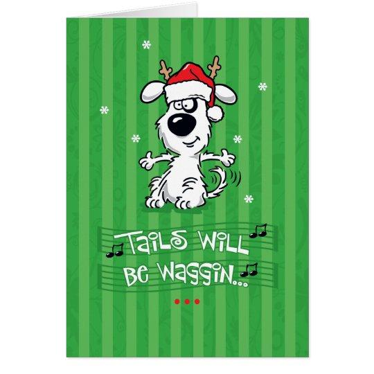 Funny Christmas Greeting cb107 Card