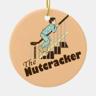 Funny Christmas Nutcracker Christmas Ornament