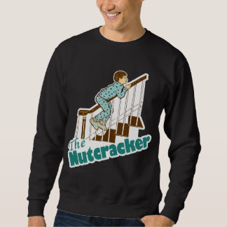 Funny Christmas Nutcracker Sweatshirt