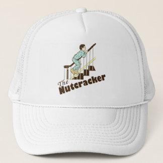 Funny Christmas Nutcracker Trucker Hat
