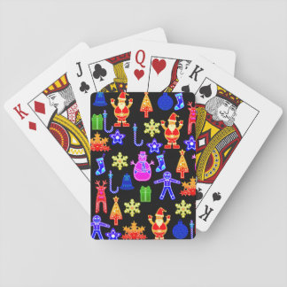 Funny Christmas Playing Cards