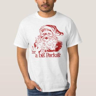 Funny Christmas Santa Claus Tshirts