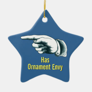 Funny Christmas Tree Ornament