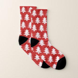 Funny Christmas tree socks for the Holiday season 1