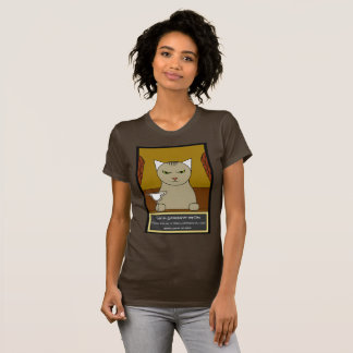 Funny Cinco de Mayo Cat T-Shirt