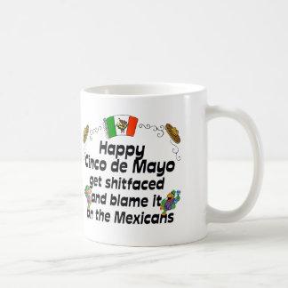 Funny Cinco de Mayo Coffee Mug