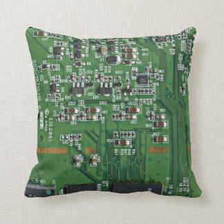 Funny circuit board cushion