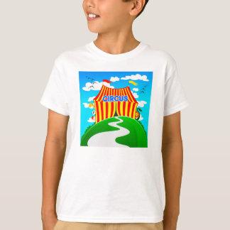 Funny circus, t-shirt