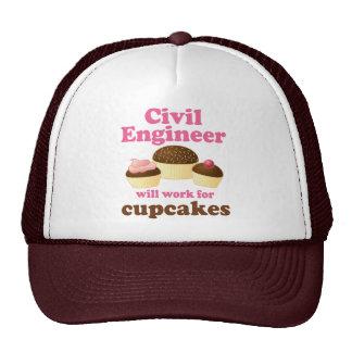 Funny Civil Engineer Cap