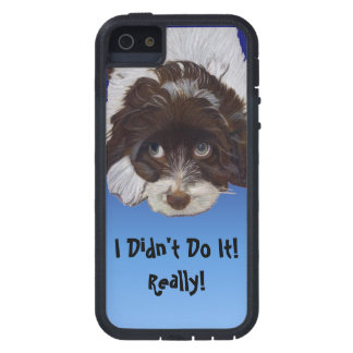 Funny Cocker Spaniel iPhone 5 Covers
