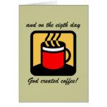 Funny coffee