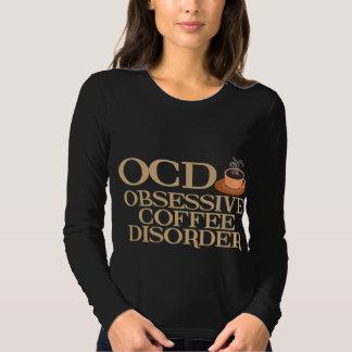 Funny Coffee Addict T-shirt