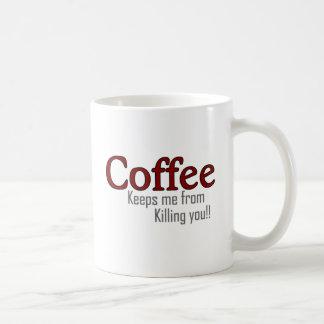 Funny Coffee Design Style Coffee Mug