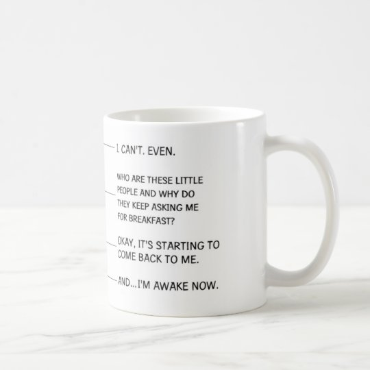 Funny Coffee Mug for Mum or Dad (Generic)