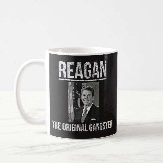 Funny Coffee Mug Gift - Reagan, Original Gangster