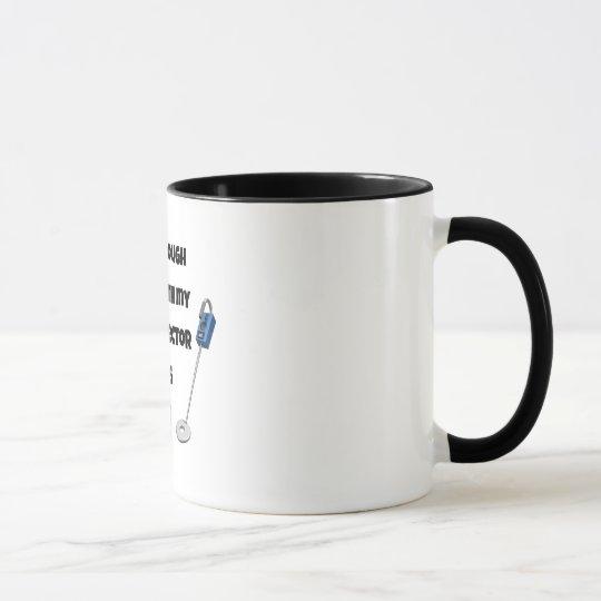 Funny Coffee Mug - Metal Detector mug