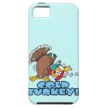 funny cold turkey cartoon iPhone 5 cover