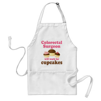 Funny Colorectal Surgeon Standard Apron