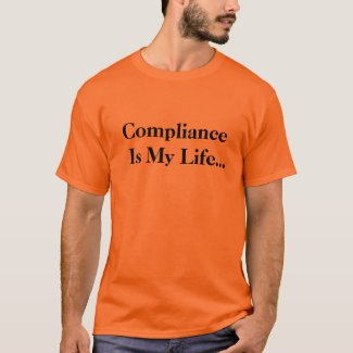 Funny Compliance Office Quote and Joke