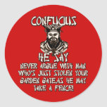 Funny Confucius he say