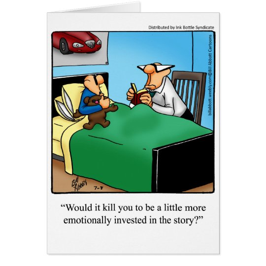 Funny Congratulations New Parents Greeting Card