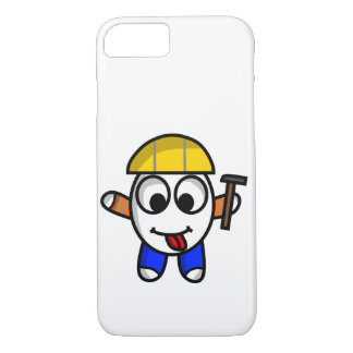 funny constructive dude iPhone 8/7 case