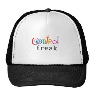 Funny Control Freak Gifts Trucker Hat