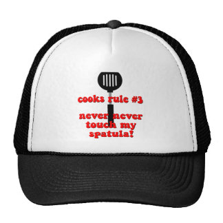 Funny cook hat