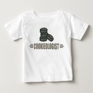 Funny Cookies Baby T-Shirt