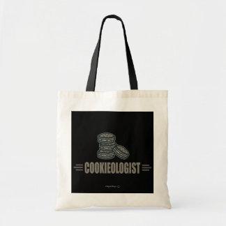 Funny Cookies Tote Bag