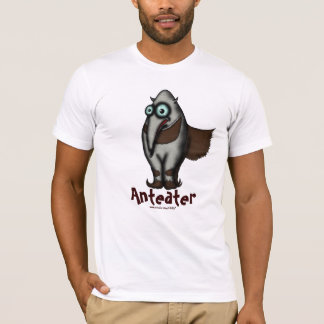 Funny cool anteater t-shirt design