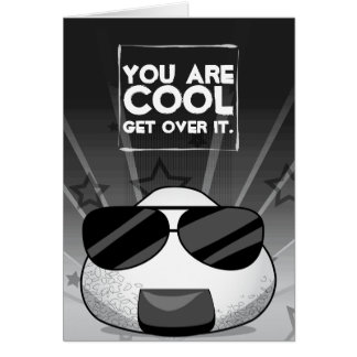 Funny Cool Card! Card
