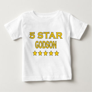 Funny Cool Godsons : Five Star Godson Tees