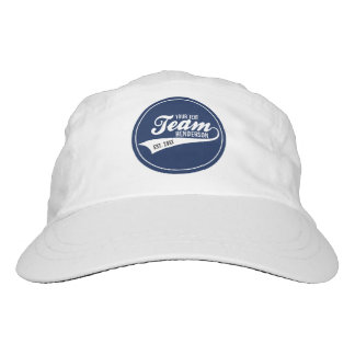 Funny Cool Sports Team Logo Your Custom Team Name Hat