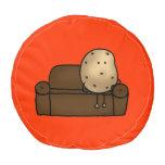 funny couch potato cartoon