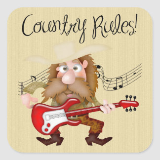 Funny Cowboy Stickers and Sticker Designs - Zazzle UK