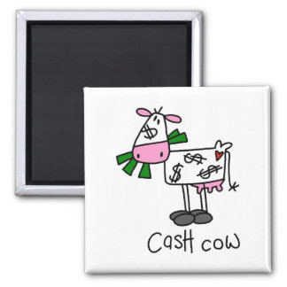 Funny Cows Refrigerator Magnets