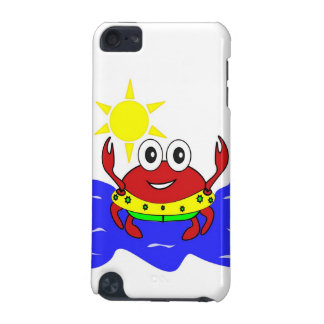funny crab iPod iPod Touch 5G Case