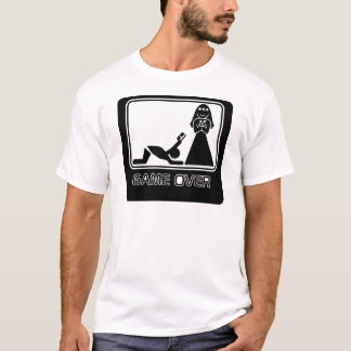 Funny Credit Card Game Over T-Shirt