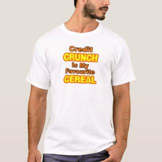 Funny Credit Crunch T-Shirt