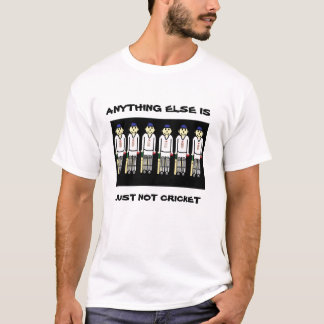 funny cricket tee shirt