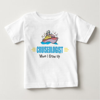 Funny Cruise Ship Baby T-Shirt