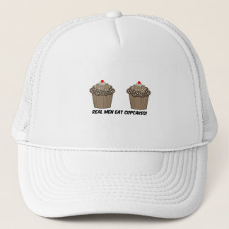 funny cupcakes trucker hat