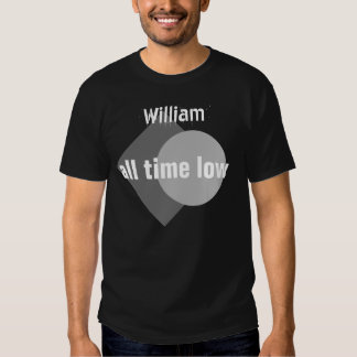 Funny Custom Name ALL TIME LOW V10 Tees