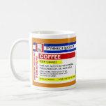 Funny Custom Personalised Prescription Coffee Mug