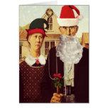 Funny Cute Christmas Card