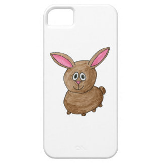 Funny Cute Rabbit. Case For The iPhone 5