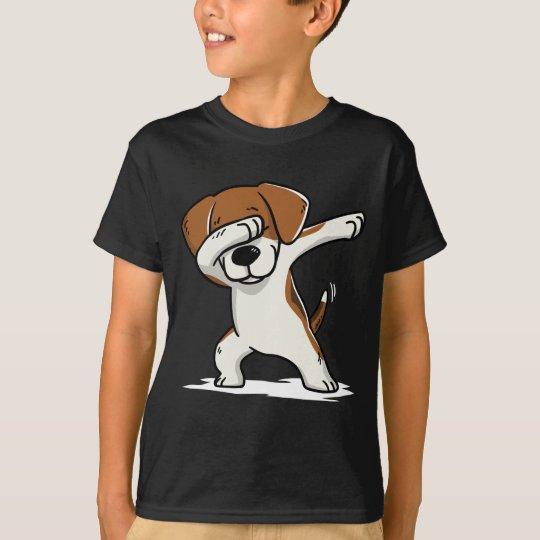 Funny Dabbing Beagle T-Shirt